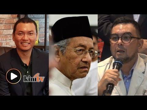 Saiful Bukhari kesal dengan Mahathir, Irwan Fahmi tinggalkan Umno - Sekilas Fakta, 4 Dis 2017
