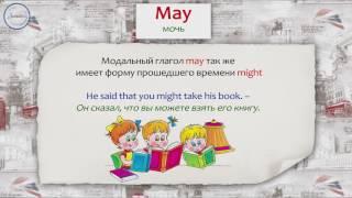 Английский 8 класс. Наиболее употребляемые модальные глаголы английского языка