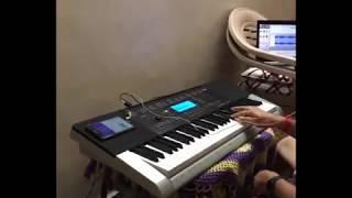 baatein ye kabhi na tu bhulna koi tere khatir Electric Piano Karaoke