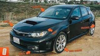 We Bought A 2008 Subaru Wrx Sti Hatchback And It S Worse Than You Think Youtube