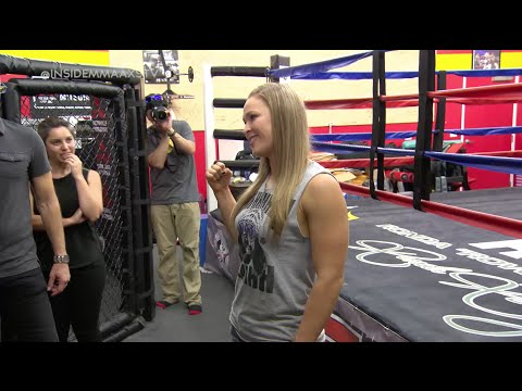 Ronda Rousey Fires Back at Mayweather, Correia, and Cyborg