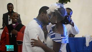 Albert Roberts + Cynthia Laryea | Verona , Ghanaian wedding