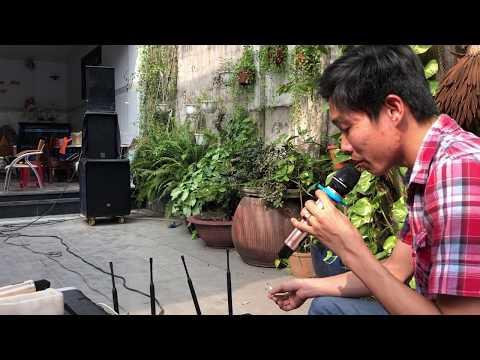 Vang Số Karaoke dB S750 ráp Dàn Nhạc Sống đi Show Cực Hay | Minh Anh AUDIO 0938641445