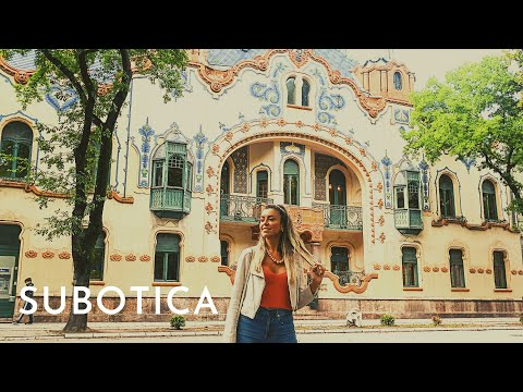 Subotica, Serbia 2020 | Synagogue, Lake Palic and Wine | Post-COVID Travel