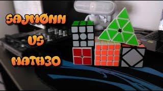 sajmonn vs math3o 2x2 4x4 pyraminx i skweb