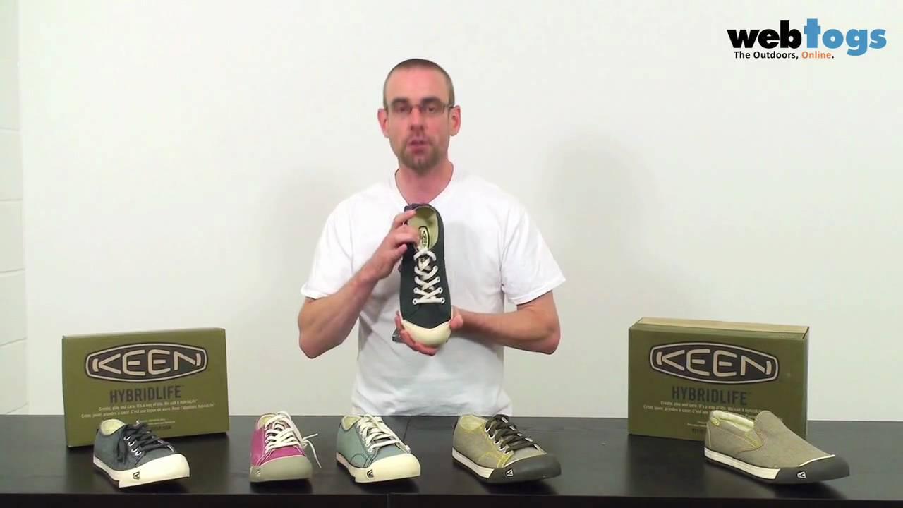 Keen Coronado Shoes - Canvas, Suede or