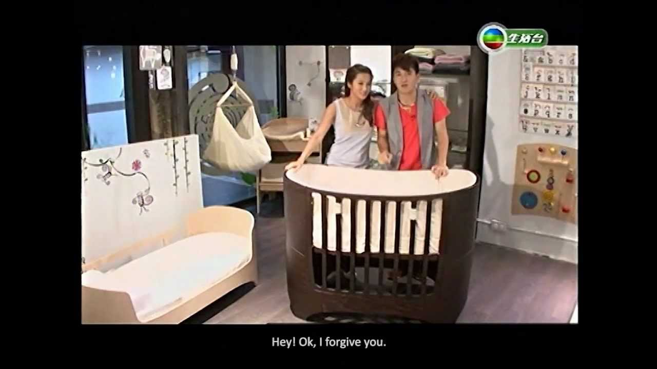 Baby cribs hong kong - Leander At Okooko Featured On Tvb