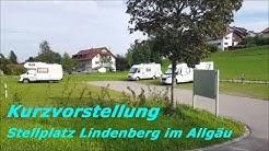 WoMo-Stellplatz Lindenberg im Allgäu -Stellplatzinfo-