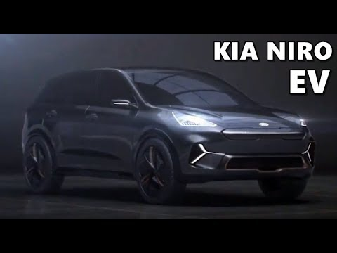 kia niro ev concept ces 2018 youtube. Black Bedroom Furniture Sets. Home Design Ideas