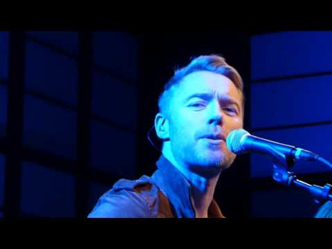 Ronan Keating - Lovin' Each Day live Radiokonzert Berlin RBB 09.02.2016