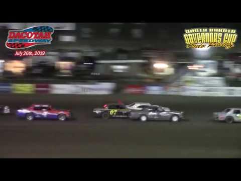 Dacotah Speedway Hobby Stock A-Main (7/26/19)