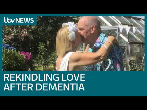 Bama, Rob & Heather - C'mon Get Happy: Couple RE-Marries Because of Husband's Dementia. #Tissues