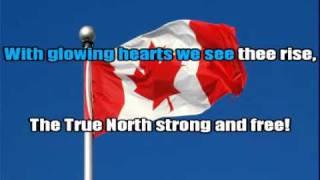O Canada [ KARAOKE ]