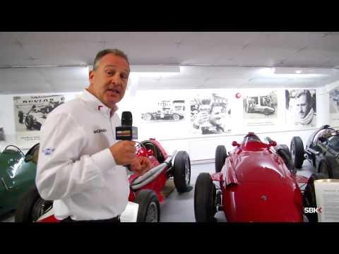 The Green Corner -- Donington Park Grand Prix Collection