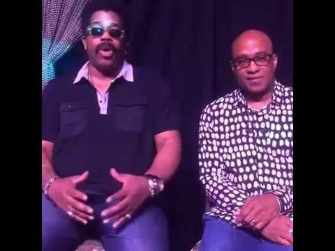 Facebook Live Interview with CAMEO at the Westgate Las Vegas