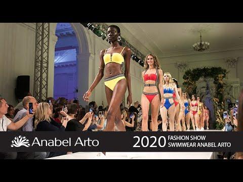 ПОКАЗ: КОЛЛЕКЦИИ КУПАЛЬНИКОВ 2020   Anabel Arto