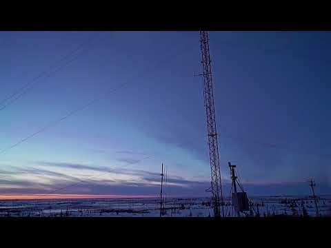 Aurora Borealis - Northern Lights Cam 05-18-2018 20:14:43 - 21:14:44