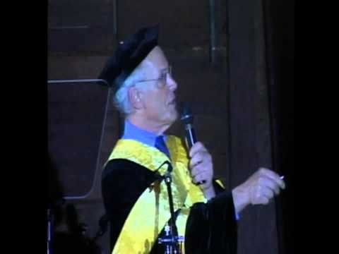 Prof. David Jonathan Gross at UP facilitated by the International Peace Foundation, part 1-4/4