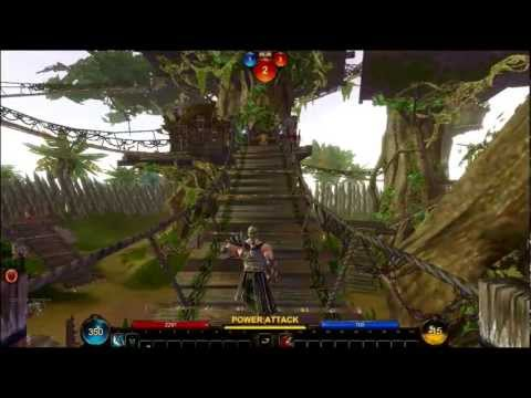 видео: panzar. Инквизитор 7 уровня. Осада болотного форта (защита)
