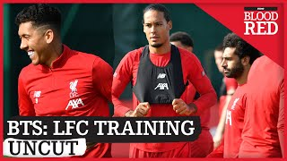 Liverpool FC Training Session BTS | UNCUT Footage