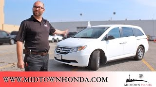 SOLD - 2011 Honda Odyssey EX with DVD - P9531 Walkaround with Rob Taylor