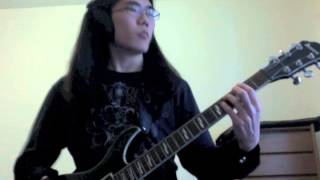 The Howling Within Temptation Guitar Cover
