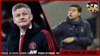 HEATED DEBATE! Solskjaer Out Now, Bring in Mauricio Pochettino | Manchester United News