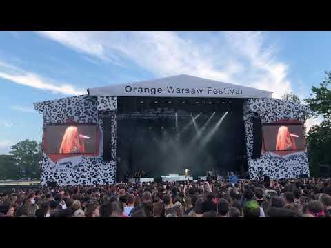 (FIRST LIVE!) RITA ORA ft. Tiësto & Jonas Blue - RITUAL - Orange Warsaw Festival