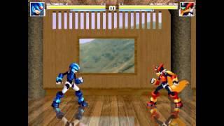 Megaman Zero Ultimate X/Original X MUGEN Preview