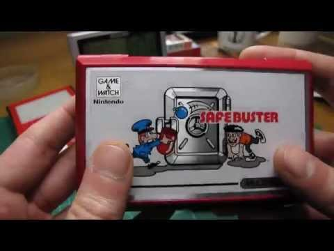 Game&Watch Safebuster