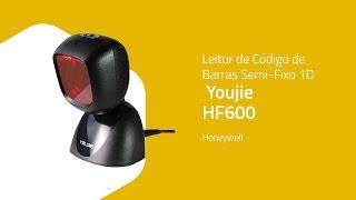 Leitor de Código de Barras Semi-Fixo 2D Youjie HF600 - Honeywell - ZIP Automação