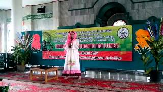 VIDEO JUARA PUISI NABI MUHAMMAD BY RIVANKA