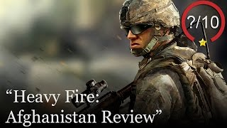 Heavy Fire: Afghanistan Review (Video Game Video Review)
