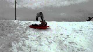 Emily sliding