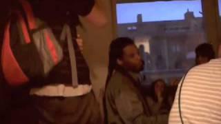 Aaron Phiri freestyle @ Kalmars korridorer