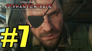 Dont Shoot My Horse! - Metal Gear Solid 5 The Phantom Pain #7