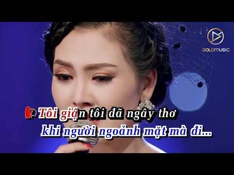 KARAOKE | CHO VỪA LÒNG EM - RANDY, HOA HẬU KIM THOA