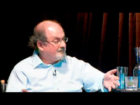 Salman Rushdie and Orhan Pamuk on homeland - The New Yorker Festival