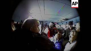 Alaska plane crash survivors rescued from Prince of Wales Island