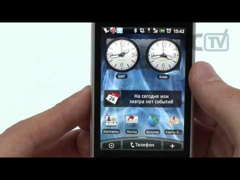 Обзор HTC Hero