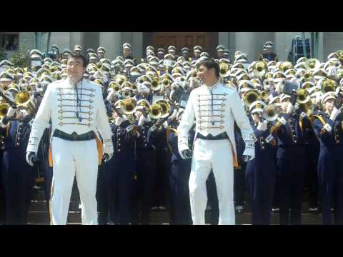 LMFAO Party Rock Anthem Notre Dame Band ND vs USF 9-3-11
