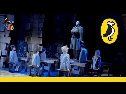 Roald Dahl 100 | Matilda The Musical