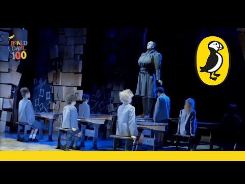 Roald Dahl 100 | Puffin Virtually Live |Featuring the cast of Matilda The Musical