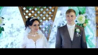 Выездная церемония Алины и Евгения