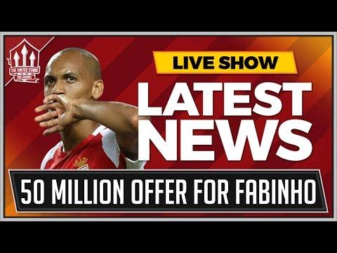 MANCHESTER UNITED Offer 50 MILLION For FABINHO!