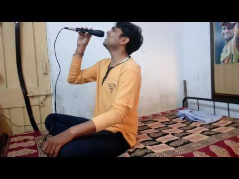 Bas Ek Sanam Chahiye ashiqui k liye Karaoke..Kumar Sanu Song By Rajan Anand