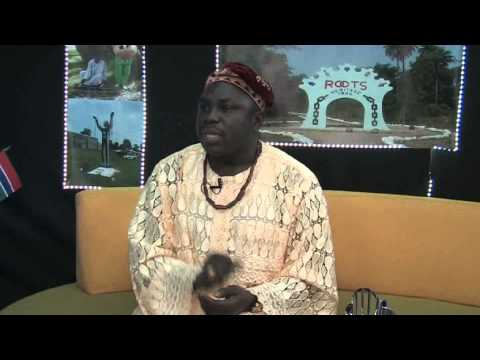 InterFace Gambia on Ben TV Friday 12th Dec 2014 The Banjul Demb Show