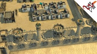 Stronghold Crusader 2 Multiplayer - 2vs2 Power of Gold | Deathmatch [1080p/HD]