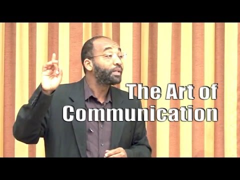 The Art of Communication - Yassir Fazaga