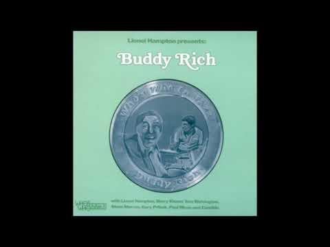 Lionel Hampton - Buddy Rich - Lionel Hampton Presents Buddy Rich (1977) (Full Album)